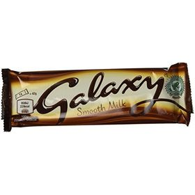 Galaxy Smooth Milk Choclate 24 Pcs (458.4g)