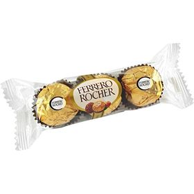 Ferrero Rocher The Golden Experience Chocolates, 3 Pcs - Pack Of 2
