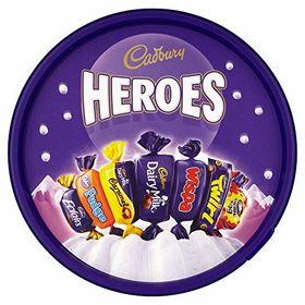 Cadbury Heroes, Tub, 695g