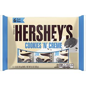 Hershey's Cookies and Creme Chocolate, 263g