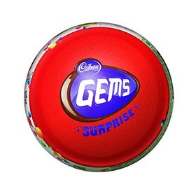 Cadbury Gems Surprise Ball, 17.8g