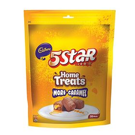 Cadbury Five Star Chocolate Bar, 200g