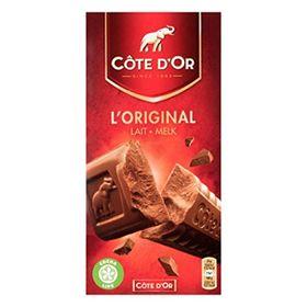 Cote D'OR Original Milk Chocolate Bar, 200g