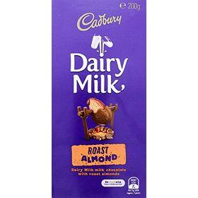 Mondelez Cadbury Roast Almond, 200g