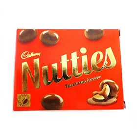 Nutties Chocolate, 30g (Pack of 10)