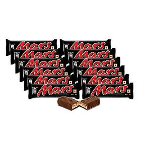 Mars Chocolate Bar, 51g (Pack of 12)