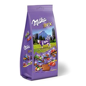 Milka Mix Chocolate Pouch 340g