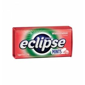 Wrigley's Eclipse Watermelon Flavour Sugarfree Mint Tin 34g