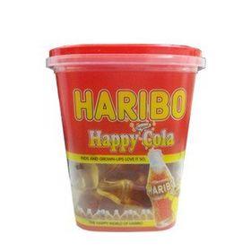 Haribo Happy Cola (Halal) Jar, 175g