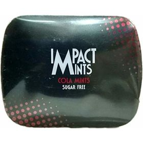 Impact Mints Impact Sugar Free Mint Cola, 14 g