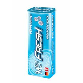 Impact Mints Fresh Sugarfree Mints 25g (Peppermint)