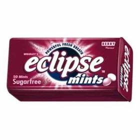 Wrigley's Eclipse Berry Sugarfree Mint TIN, 35g
