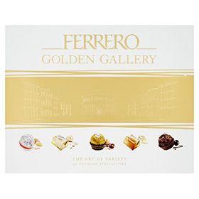 Ferrero Golden Gallery Chocolate Gift Box 22 Pcs, 206g
