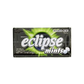 Wrigley's Eclipse Intense Mint Sugarfree Mint Tin 35g