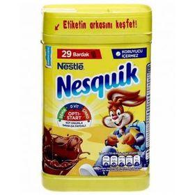 Nestle Nesquik Opti Start Chocolate Drink Mix, 420g