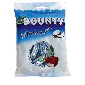Bounty Miniatures, 150g - Pack of 2