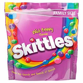 Skittles Wild Berry Fruit Candy, 196g