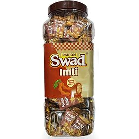 Swad Digestive Chocolate Candy Jar, Imli, 927g (300 Candies)