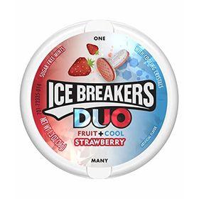 ICE Breakers Duo Strawberry 36 GM