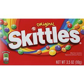 Skittles Original Candy Theater Box 99g