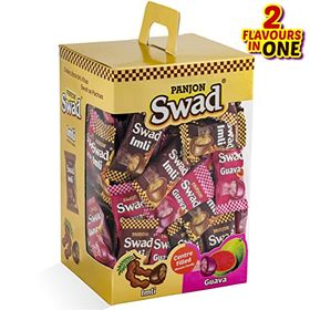 Swad Candy Gift Box, Imli and Guava, 520g