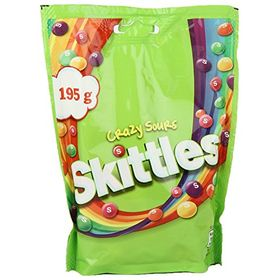 Skittles Crazy Sours, 174g