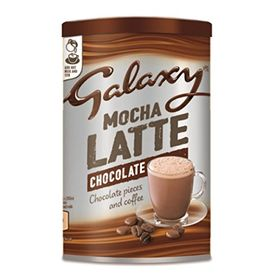 Galaxy Mocha Latte Chocolate Malted Drink, 280g