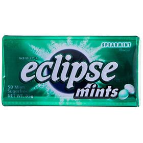Wrigley's Eclipse Spearmint Sugarfree Mint Tin 35g