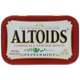 Altoids - Traditional Peppermint Tin - 1.76 oz.