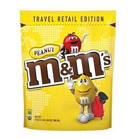 M&M's Peanut Pouch 396.9 gms