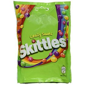 Skittles Sours Crazy, 174g