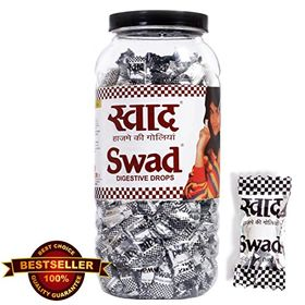 Swad Digestive Candy Jar, 600 Pieces