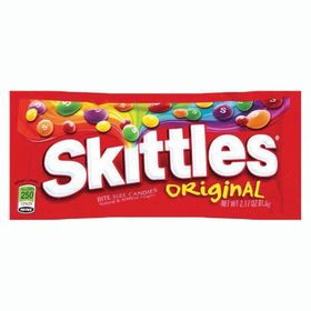 Skittles Original Fruit share bags, 174g