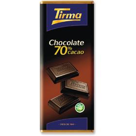 Tirma Made in Spain Dark Chocolate 70% Cocoa 75g