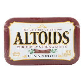 Altoids Curiously Strong Mints, Cinnamon, 50g