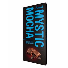 Amul Mystic Mocha Chocolate Bar