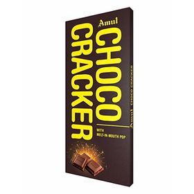 Amul Choco Cracker Chocolate Bars  (150 g)