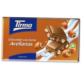 Tirma Made in Spain Hazelnuts Chocolate Bars 150g