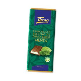 Tirma Made in Spain Cream Filled Chocolate Mint 75g
