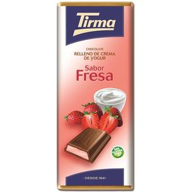 Tirma Made in Spain Cream Filled Chocolate Strawberry 95g