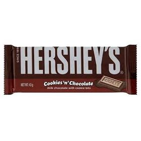 Hersheys Cookies N Chocolate - 40g x pack of 3