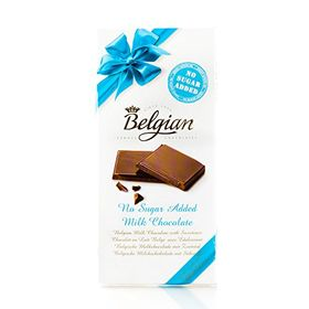 Belgian Milk Chocolate , 100g