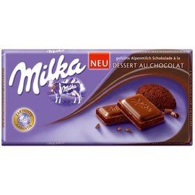 Milka Chocolate Dessert Au, 100g