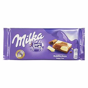 Milka Happy Cow (Kuhflecken) Bar, 100g