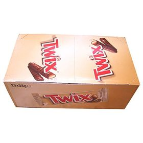 Twix Chocolates- 25 Pcs Box