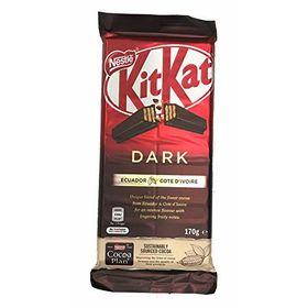Nestle Kitkat Dark Ecuador COTE D'Ivoire 170g