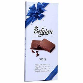 The Belgian Bar Milk Chocolate, 100g