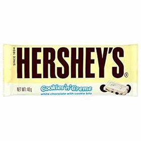 Hershey's Cookies N Creme, 40g- Pack of 3