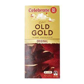 Cadbury Old Gold Original Chocolate, 200g