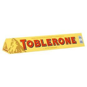 Mondelez Toblerone Tone Milk Chocolate, 100g